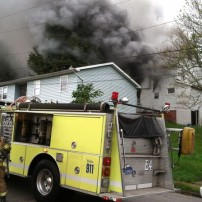 Four Transported to Hospital After Morning Fire
